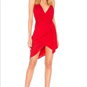 "StyleStalker ""Dacey Draped Dress"" NWT"